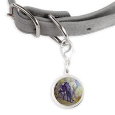Small Round Pet Tag