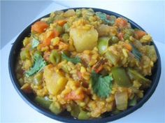 Easy and delicious vegetable recipes. Mung dal is very light on digestion.