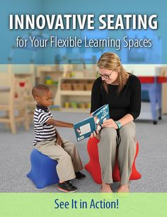 Looking for fun flexible classroom seating? You don't want to miss the…