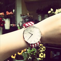 Enjoy life in every day every hour every minute every second. #watches #girls…