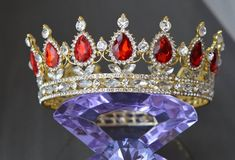 Black Tiara, Silver Tiara, Royal Tiaras, Tiaras And Crowns, Bridal Tiara, Wedding Veils, Bridal Headpieces, Wedding Jewelry, Crystal Wedding