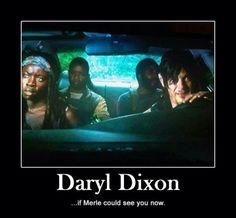 Daryl Dixon funny meme