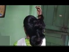 Monster Hair Lady - YouTube Long Black Hair, Beautiful Gorgeous, Long Hair Styles, Lady, Youtube, Beauty, Long Hair Hairdos, Cosmetology, Long Hairstyles