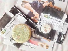 • LUSH Goody Bag // Karma Komba Shampoo Bar & Dream Steam Toner Tab Skincare Haircare •