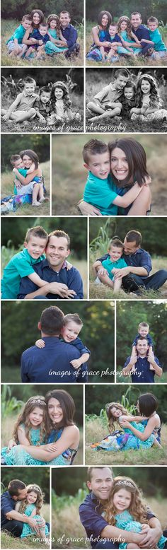 Family shoot ideas