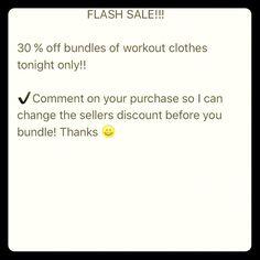 Flash sale on bundles! Flash sale Other