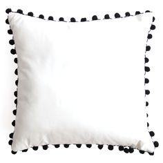Pom Pom Pillow - Pillows - Living