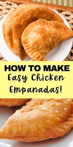 Let's get cooking with this easy Puerto Rican Pastelillo Empanada recipe! Filled with Chicken, Potato, and Cheese, this baked recipe is a healthy alternative to the fried version. Mexican Dishes, Mexican Food Recipes, New Recipes, Dinner Recipes, Cooking Recipes, Favorite Recipes, Ethnic Recipes, Steak Recipes, Recetas Puertorriqueñas
