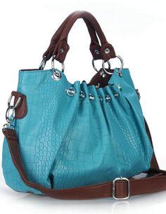Stylish 2 Colors Luxury Bead Plaids Shoulder Bag_Bags_Wholesale Bags_Wholesalekingdom.net