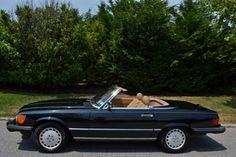 1988 Mercedes-Benz 560SL Convertible for sale | Hemmings Motor News