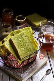 Catatan Dapur Vero: ROTI TAWAR SANTAN PANDAN Bread Cake, Vanilla Cake, Cabbage, Cookies, Vegetables, Desserts, Pizza, Food, Hokkaido