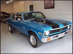 so much like my classic muscle car - this is a Chevy Nova SS mine was a Chevy Nova, Chevy C10, Nova Car, Chevrolet 4x4, Chevrolet Impala, General Motors, Diesel Trucks, 4x4 Trucks, Lifted Trucks