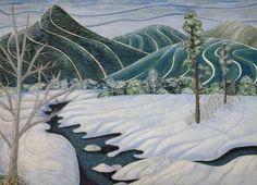 Snowy Meadow | Craftsy