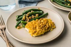 35 Best Cod Recipes Good White Fish Recipe, White Fish Recipes, Baked Cod Recipes, Seafood Recipes, Salmon Recipes, Yummy Recipes, Grilled Cod, Cornflakes, Baked Fish Fillet