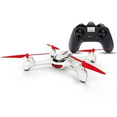 Hubsan H502E X4 Desire 4 Channel 6 Axis Quadcopter with 720p HD Camera (White) - http://www.midronepro.com/producto/hubsan-h502e-x4-desire-4-channel-6-axis-quadcopter-with-720p-hd-camera-white/