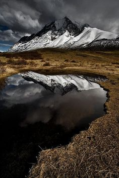 Chilean Torres del Pain National Park - via www.murraymitchell.com
