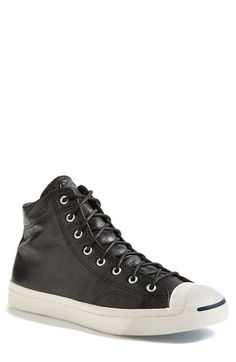 Converse 'Jack Purcell - Jack Mid' Sneaker