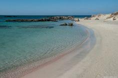 Elafonisi Crete Greece