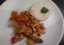 Čína Kung Pao Kung Pao Recept, Rice, Meat, Chicken, Food, Essen, Meals, Yemek, Laughter