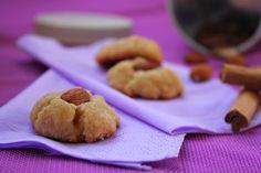 Galletas de Harina de Garbanzo (Sin Huevo y Sin Lactosa). Cocinando con Las Chachas Blog.