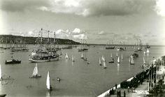 Lisboa ainda não tinha ponte Salazar