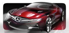 Benz II on Behance