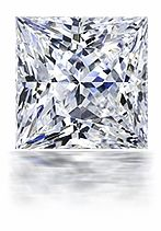 Cubic Zirconia Princess Square Cut CZ Loose Stones By Ziamond. Ziamond features the finest hand cut & hand polished original Russian formula cubic zirconia in a variety of carat sizes and shapes. From Ziamond Cubic Zirconia Jewelry