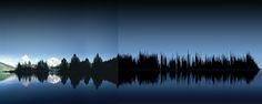 Nature Sound Form Wave on Behance