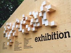 RCA the great exhibition by Studio Myerscough