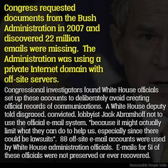 What Hillary did with the email servers is nothing new, & she wasn't the first to get away with it either.  Republicrats.