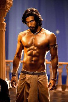 grengod:   Ranveer Singh as Ram   Sexy