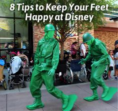 You've spent months dreaming and planning your Walt Disney World vacation. You want to do and see it all. With 4 theme parks, 2 water parks and Disney Springs, you will be doing a lot of walking. The average guest can easily walk 10 miles a day! My feet are tired just thinking about it! …