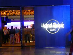 The Hard Rock cafe comes to Tenerife. You will find on The Golden Mile in Las Americas.