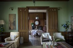 The Endsleigh Hotel, Devon, UK  HOTEL PHOTOGRAPHY by Tim Clinch, via Behance