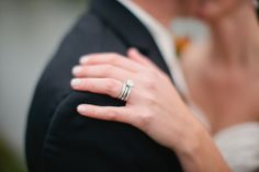 good ring shot at the reception