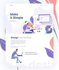 Every day most digital designers look for inspiration on sources like Dribbble or Behance for. Website Design Layout, Web Layout, Website Design Inspiration, Layout Design, Interaktives Design, Web Ui Design, Page Design, Mise En Page Web, Webdesign Layouts