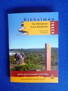 The Bibbulmun Track Handbook Guide Book, Track, Shop, Books, Libros, Runway, Book, Truck, Running