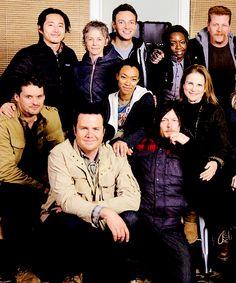 The Walking Dead cast, Season 5