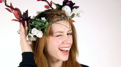 Keyleth's signature look includes her traditional druid floral circlet. If you…