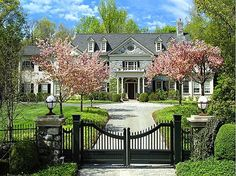 I will have a gated driveway