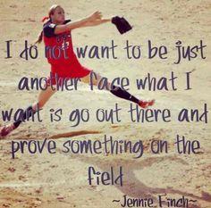 Softball quotes I love this saying!! <3