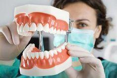 mujer protesis dental - Buscar con Google