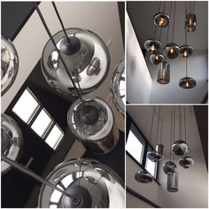 Decorating Your Home, Pendant Lighting, Sweet Home, Kitchen Appliances, Lights, Luxury, Home Deco, Bulbs, Design