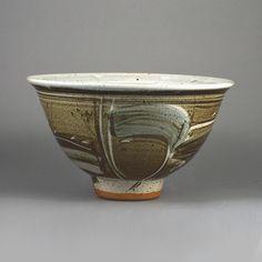Michael Casson (British: 1925 - 2003) Pottery Wheel, Pottery Bowls, Pottery Art, Chawan, Contemporary Ceramics, Serving Bowls, Glaze, Pots, British