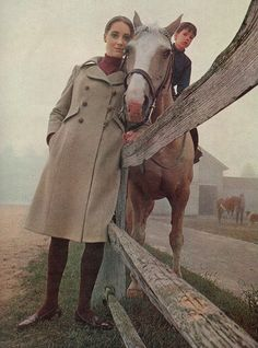 Ladies Home Journal - October, 1964 Vintage Children, Magazines, October, Horses, Journal, Lady, Music, Fashion, Vintage Kids