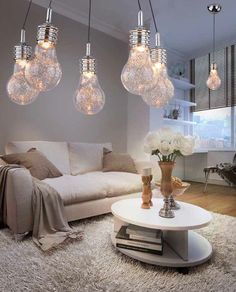 Azzardo Lampa wisząca Otus 5 - MD42536-5 : Nowo dodane produkty : Sklep internetowy Elektromag Lighting #modern #lighting #oświetlenie #homedesign #interiors #bulbs #żarówka