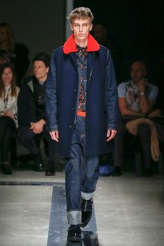 MSGM Fall 2015 Menswear - Collection - Gallery - Style.com