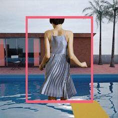 fashion digital collage edit by AM:PM Designs