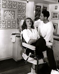 stfumadison:  Rita Hayworth