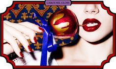 Carousel gloss